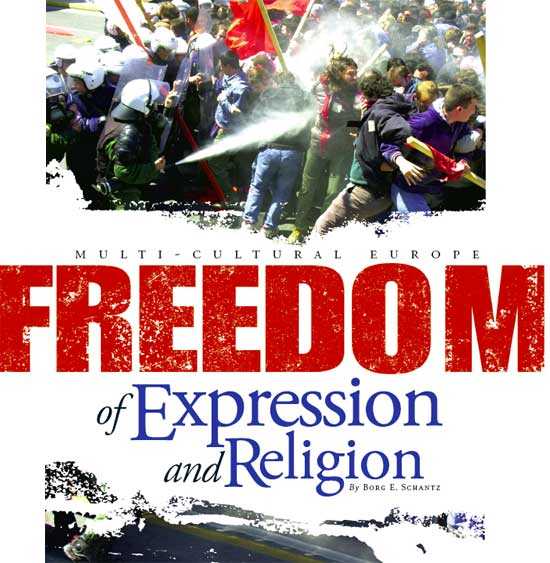 freedom of speech religion and to The first amendment (amendment i) to the united states constitution prevents  congress from making any law respecting an establishment of religion,  prohibiting the free exercise of religion, or abridging the freedom of speech,.