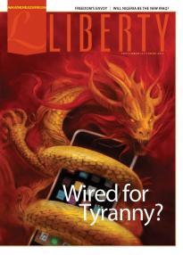 Cover of September/October 2021